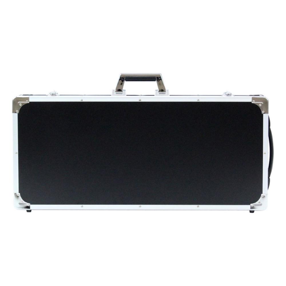 guitar effect pedal board case storage rack 27 x 11 6 lightweight solid ebay. Black Bedroom Furniture Sets. Home Design Ideas