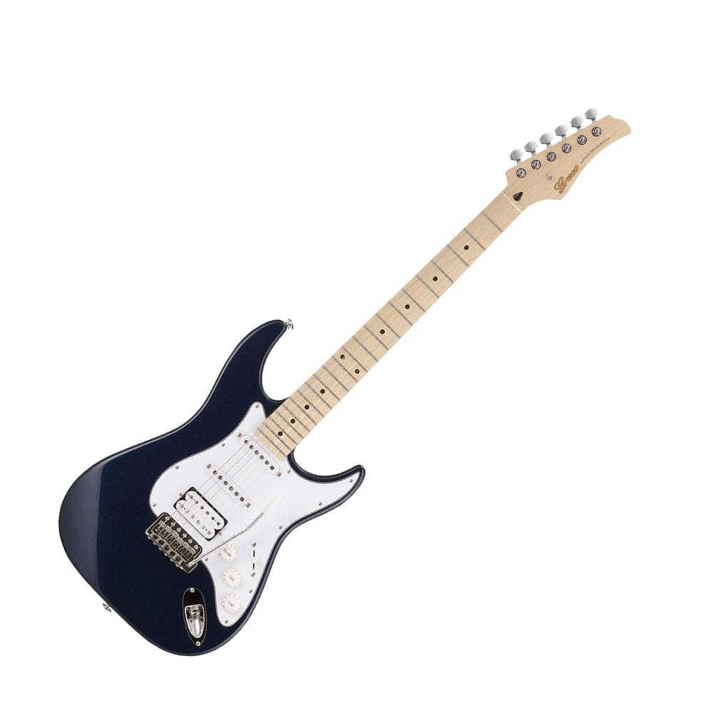 GRECO WS-STD SSH Dark Metallic Blau DKMB Maple Fingerboard Electric Guitar