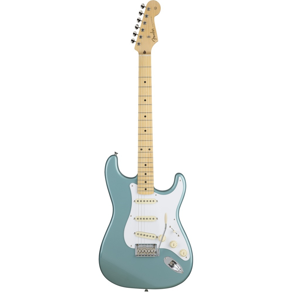 Fender Made in Japan Hybrid 50s Stratocaster Ocean Turquoise Metallic Guitar