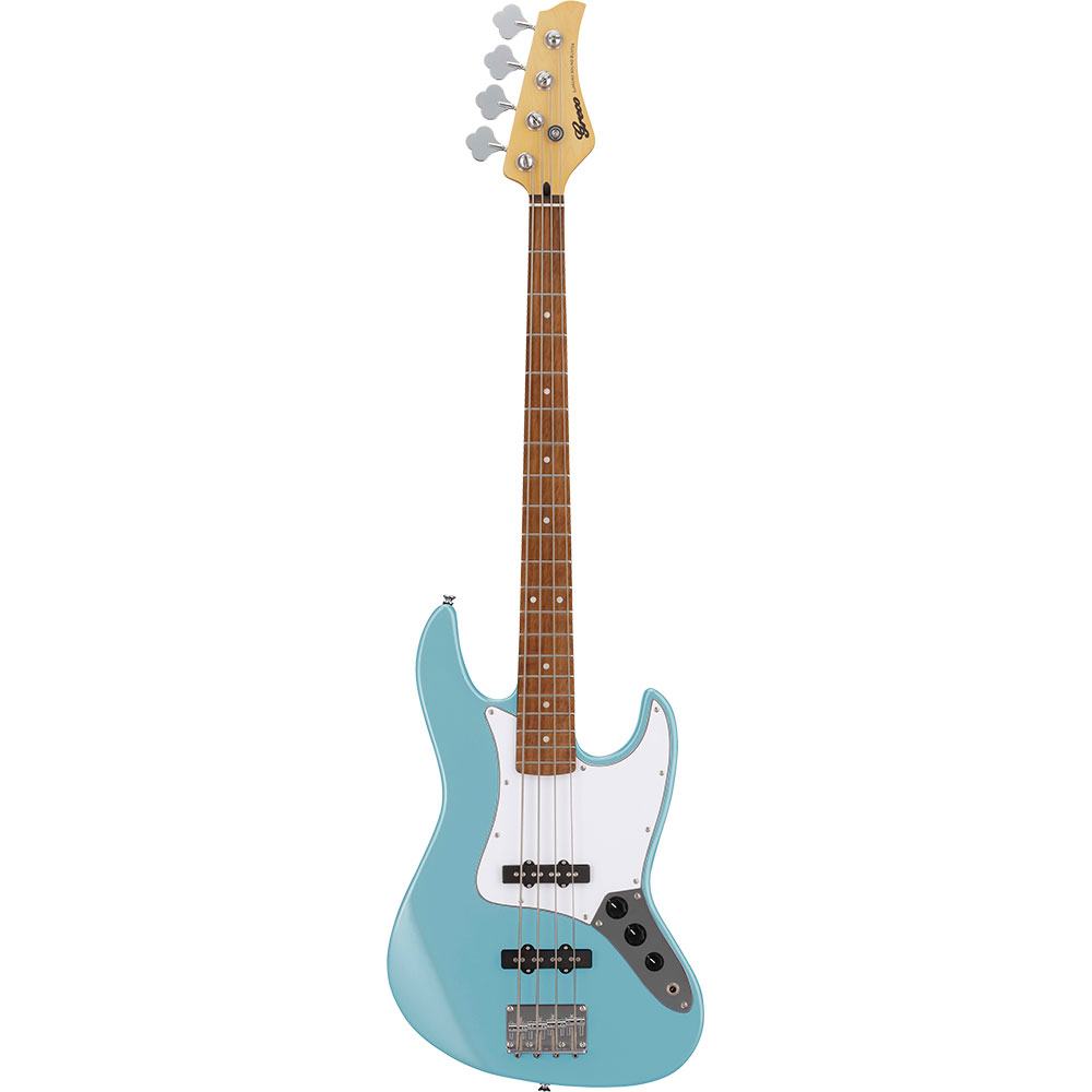 GRECO WIB-J MB Sky SBL Merbau Fingerboard Electric Bass Gitarre