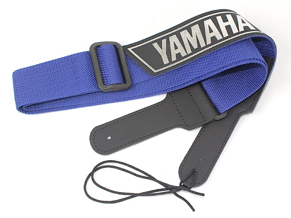 YAMAHA SP-141 BLUE Strap Electric Acoustic Guitar Bass Adjus