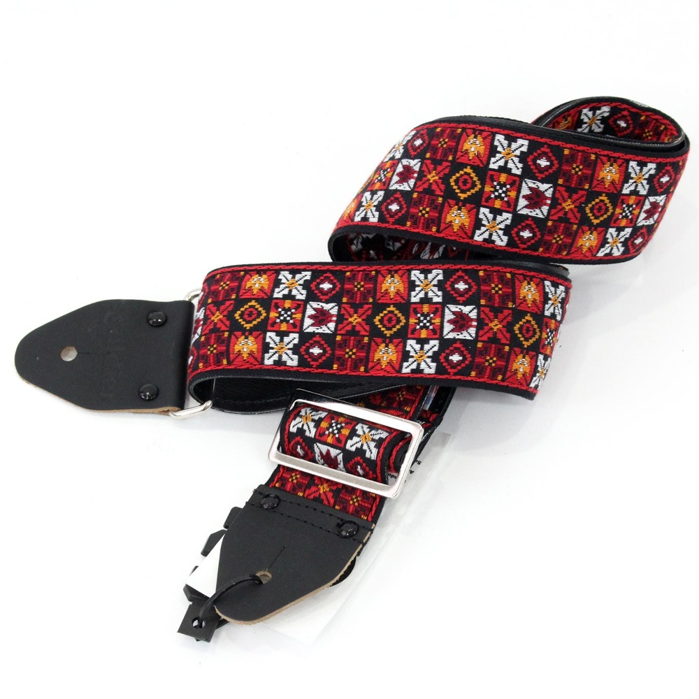 Souldier Ace Replica straps Woodstock Red for Electric Acous