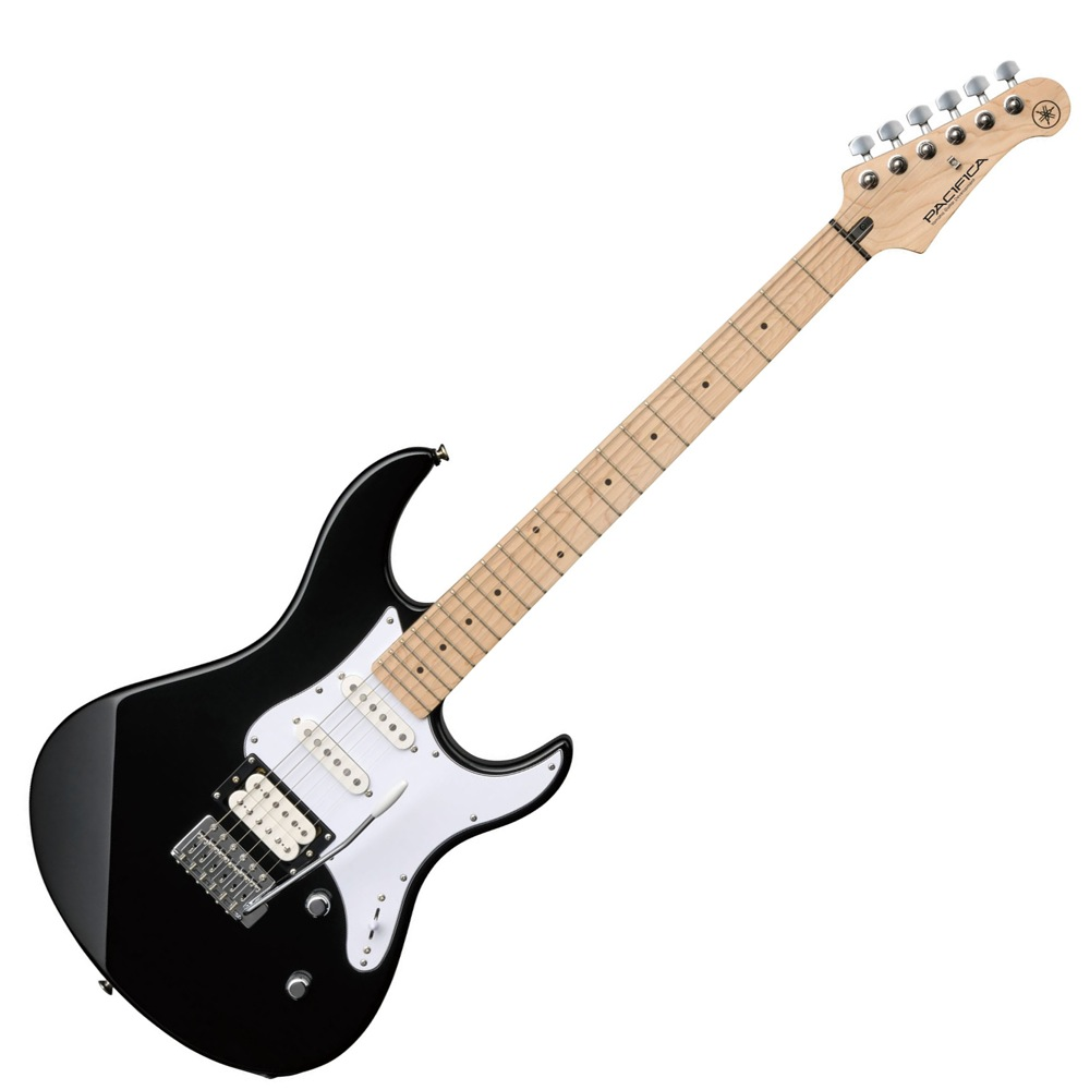 YAMAHA PACIFICA112VM BLK Electric Guitar PACIFICA Black
