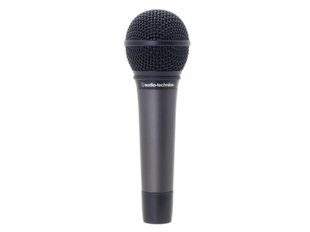AUDIO-TECHNICA ATM410 Cardioid Dynamic Handheld Microphone