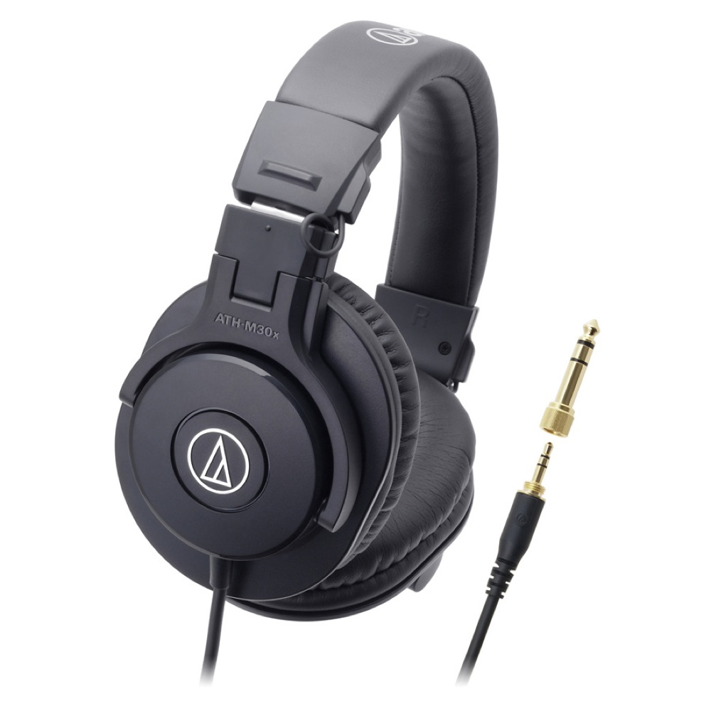audio technica ath m30x professional monitor headphone ebay. Black Bedroom Furniture Sets. Home Design Ideas