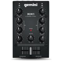 GEMINI MM1 2CHANNEL MIXER DJミキサー