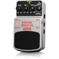 BEHRINGER FX600 DIGITAL MULTI-FX ギターエフェクター