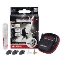 ALPINE HEARING PROTECTION NEW MusicSafe Pro/BLK 楽器演奏用イヤープラグ
