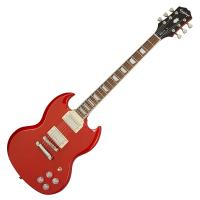 Epiphone SG Muse Scarlet Red Metallic エレキギター