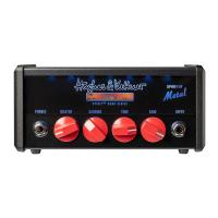 Hughes&Kettner HUK-SPNANO/M SPIRIT OF Metal コンパクト ギターアンプ ヘッド