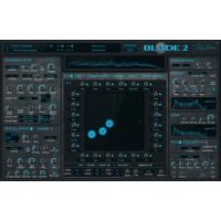 Rob Papen BLADE 2 ソフトウェアシンセサイザー ソフトウェア音源