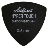 AriaProII HYPER TOUCH Triangle 0.8mm BK×10枚 ピック