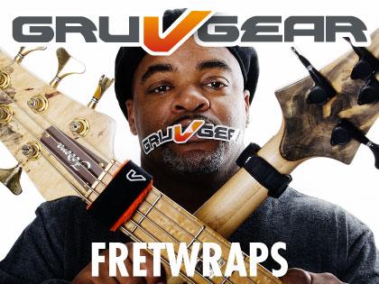 Gruv Gear FretWraps