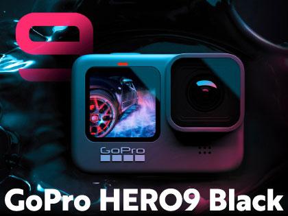 GoPro HERO9 Black ウェアラブルカメラ CHDHX-901-FW